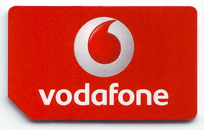 Vodafone-Datenvertrag wird aufgegeben