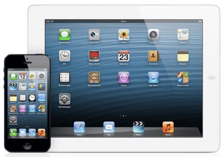 Neue Firmware für iPhone und iPad (Foto: Apple)