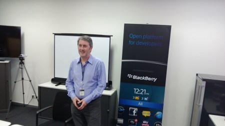 Blackberry-Event in Bochum