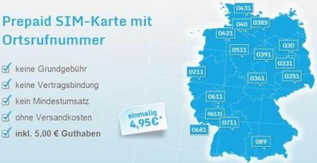 Bundesweite Homezone von simquadrat (Screenshot: SmartPhoneFan.de)