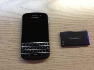 Probleme mit Blackberry 10