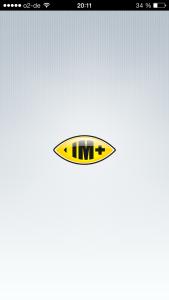 IM+ Pro auf dem iPhone 5s