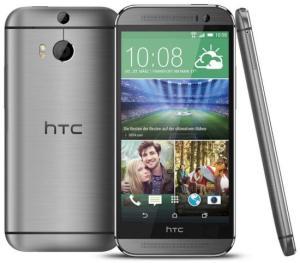 HTC One (M8) kommt als Dual-SIM-Handy (Foto: HTC)