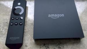 Amazon Fire TV inklusive Fernbedienung