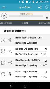 Sport1.fm dünnt Programm immer weiter aus