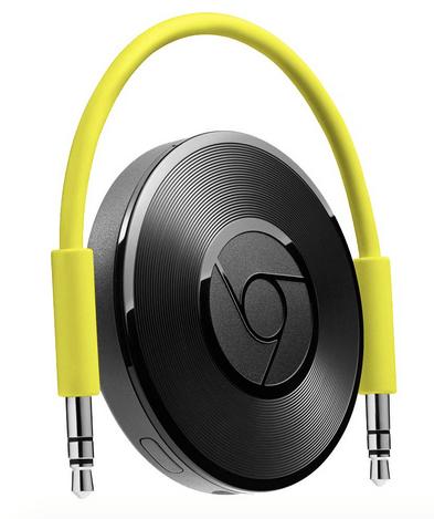 Chromecast Audio (Foto: Google)