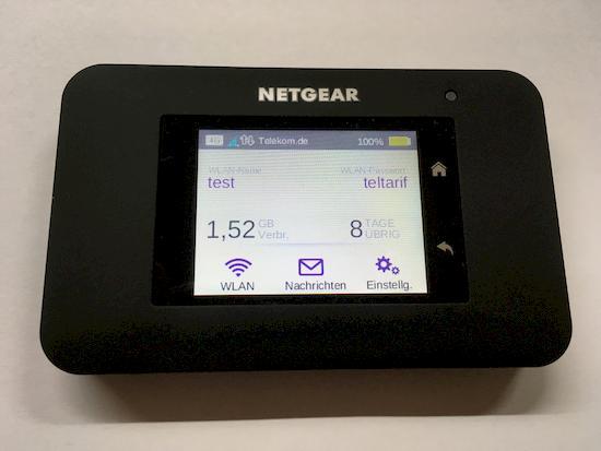 Netgear AirCard 790 getestet