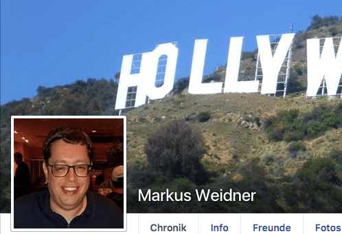 Neues Facebook-Profil