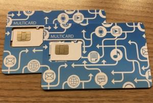 MultiCard von simplytel
