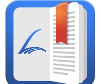 Librera Pro hat sich auf dem Android-Tablet bewährt (Foto: Google Play Store, Screenshot: SmartPhoneFan.de)
