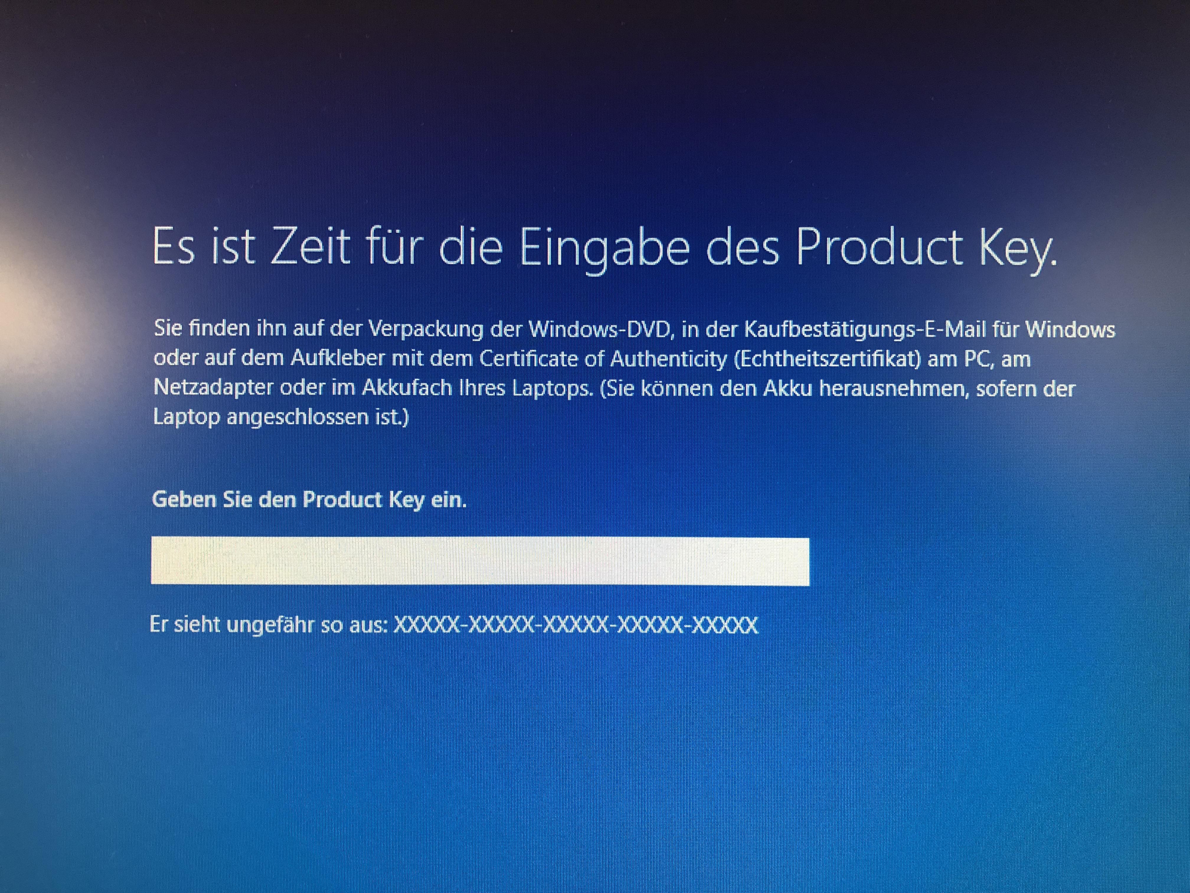 Probleme mit Windows 10