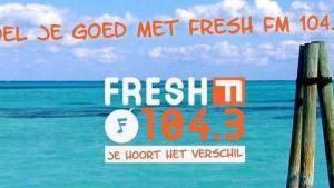 Fresh FM sendet auf 104,3 MHz (Foto: Fresh FM, Screenshot: SmartPhoneFan.de)