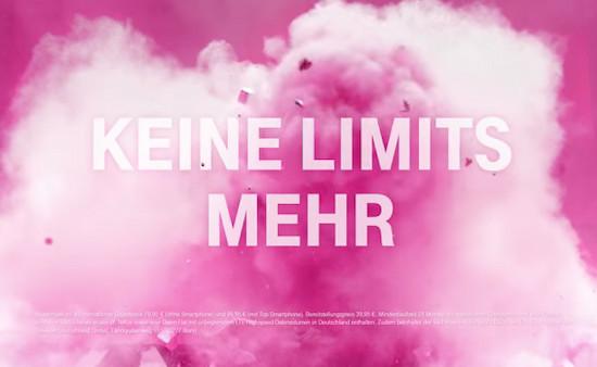Endlich eine echte Flatrate (Foto: Telekom, Screenshot: SmartPhoneFan.de)
