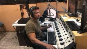 Zu Besuch bei Radio Hoyer