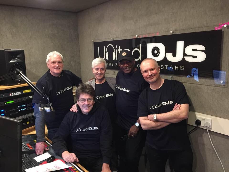 Sendestart bei United DJs Radio (Foto: UDJ)