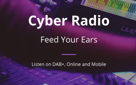 Cyber Gold sendet auf 1602 kHz (Foto: Cyber Radio, Screenshot: SmartPhoneFan.de)