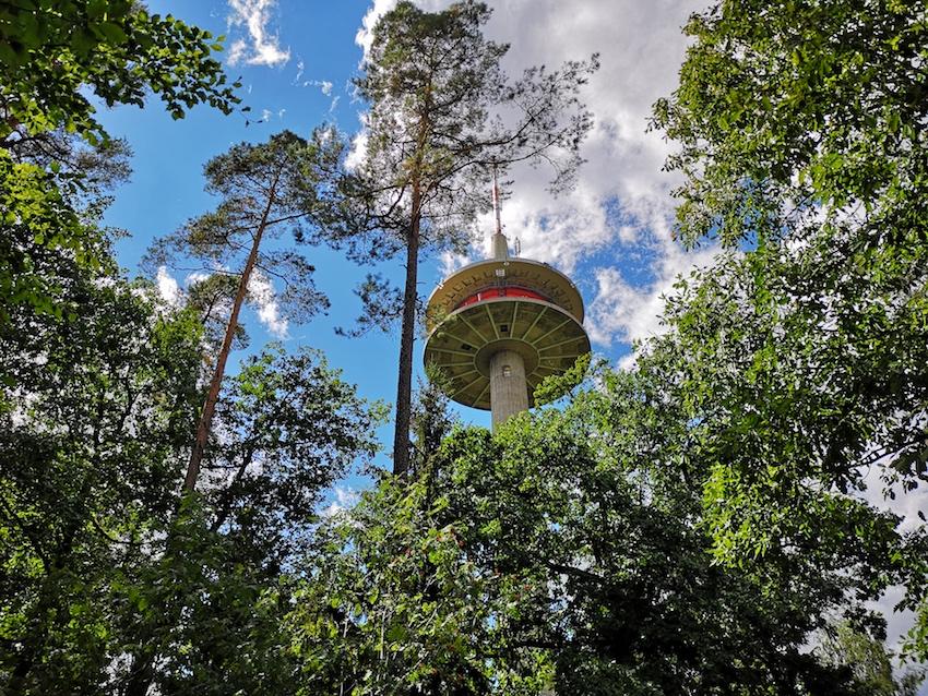 Fernmeldeturm Fulda-Hummelskopf (Foto: SmartPhoneFan.de)