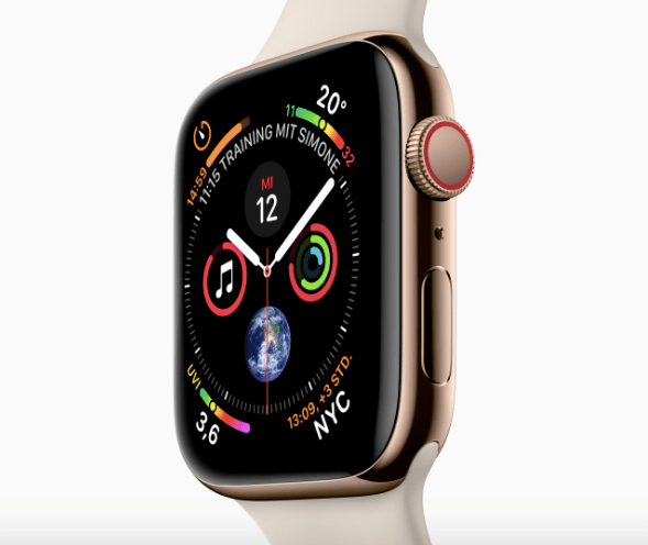 Apple Watch Series 4 (Foto: Apple)