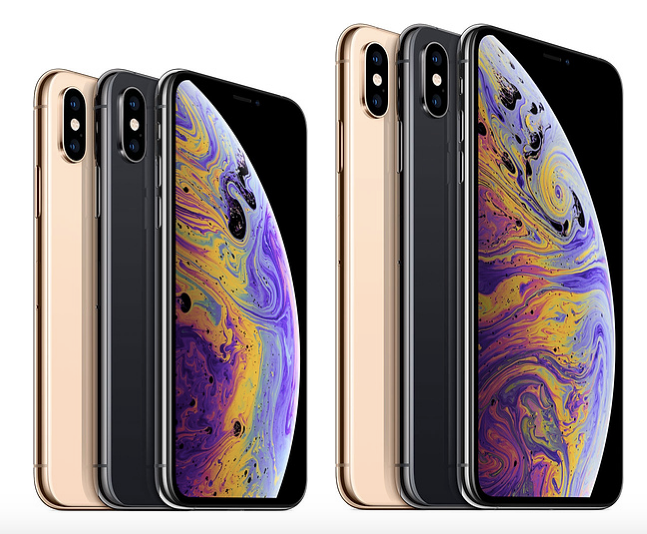 iPhone XS und XS Max (Foto: Apple)