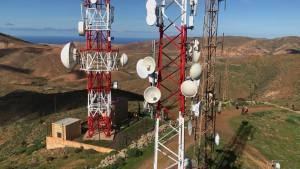 Hola FM sendet jetzt auch vom Standort Betancuria (Foto: Hola FM)