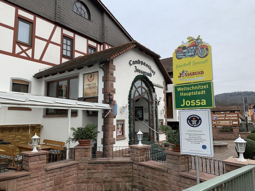 Landgasthof Jossgrund (Foto: SmartPhoneFan.de)