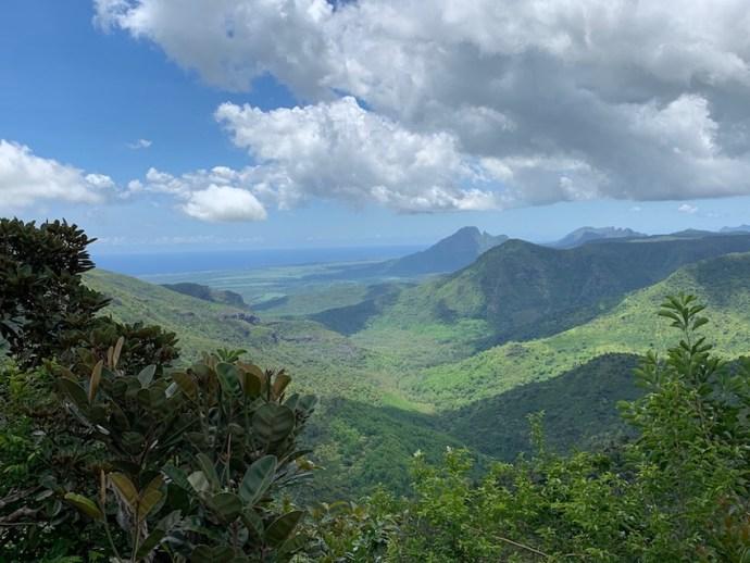 Am Gorges Viewpoint (Foto: SmartPhoneFan.de)