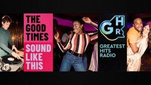 Greatest Hits Radio ist auf Sendung (Foto: GHR)