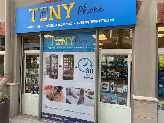 Mobilfunkhändler wirbt auch mit SIM-Unlock (Foto: SmartPhoneFan.de)