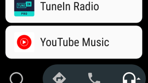 YouTube Music bei Android Auto (Foto: SmartPhoneFan.de)