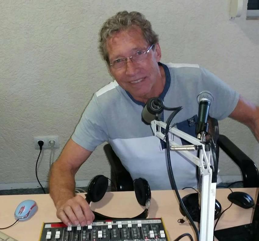 Horst Klatte jetzt bei Radio Europa (Foto: Horst Klatte)