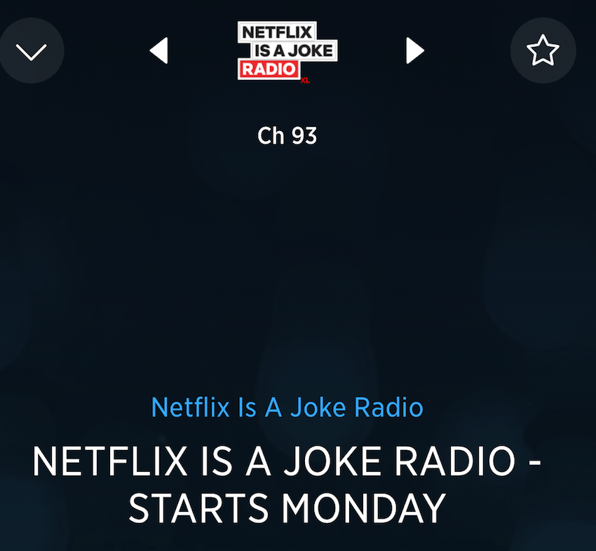 Netflix macht jetzt auch Radio (Foto: SmartPhoneFan.de)