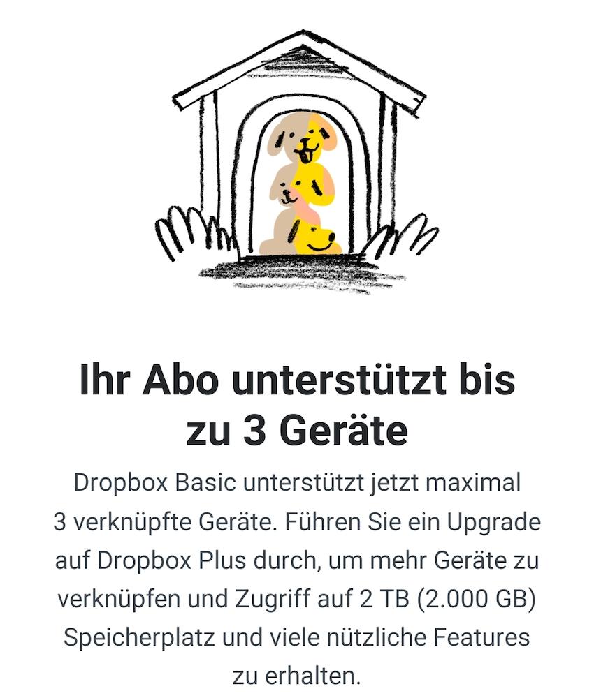 Dropbox will mehr Pro-Accounts verkaufen (Foto: SmartPhoneFan.de)