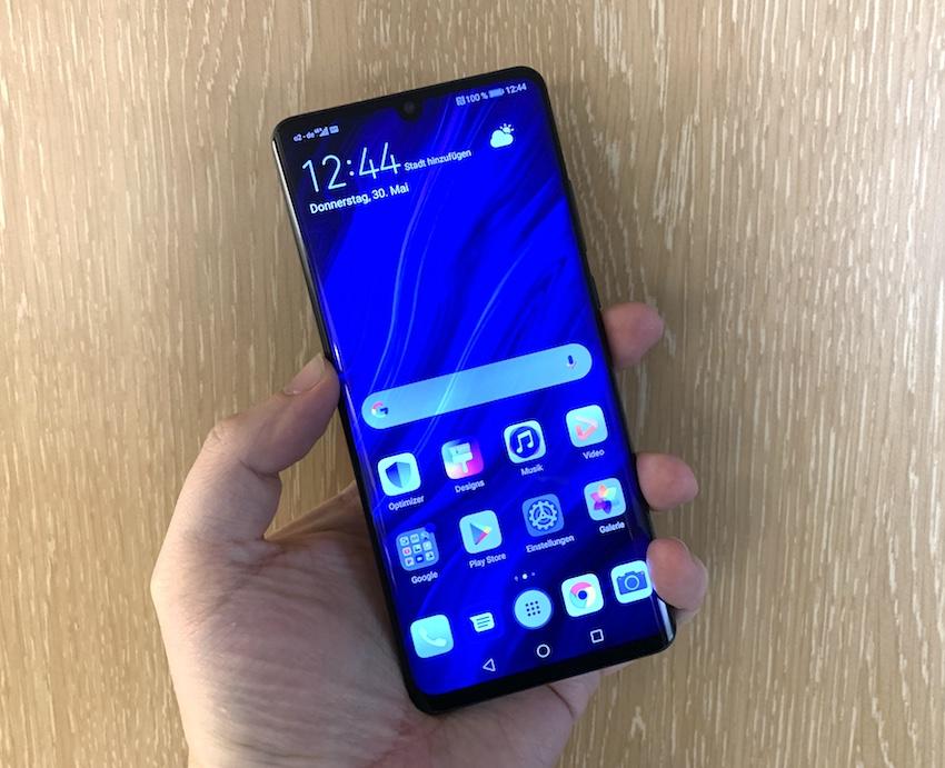 Huawei P30 Pro im Test (Foto: SmartPhoneFan.de)