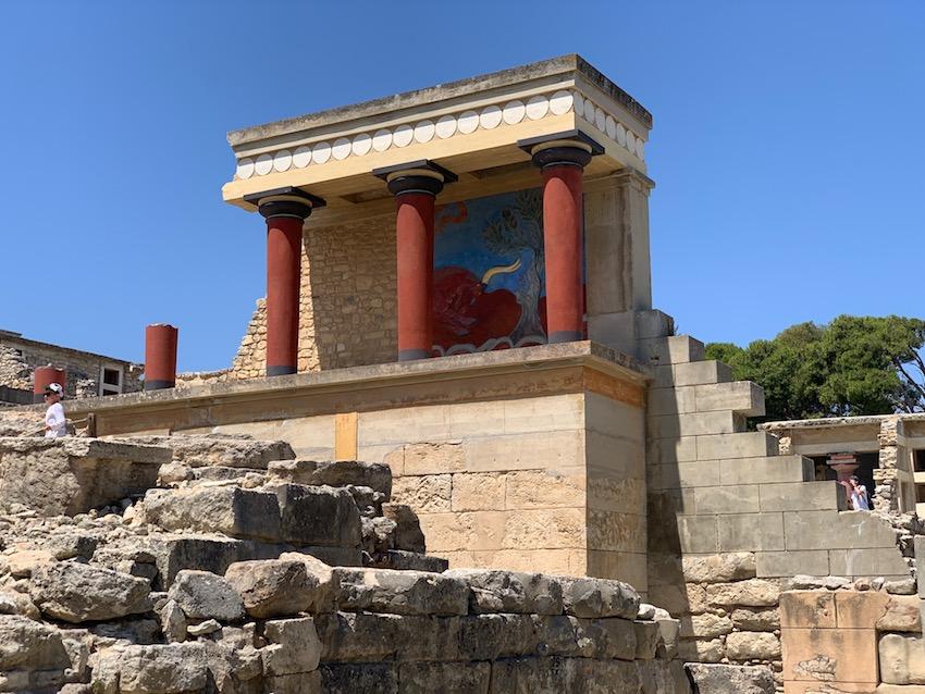 Palast von Knossos (Foto: SmartPhoneFan.de)