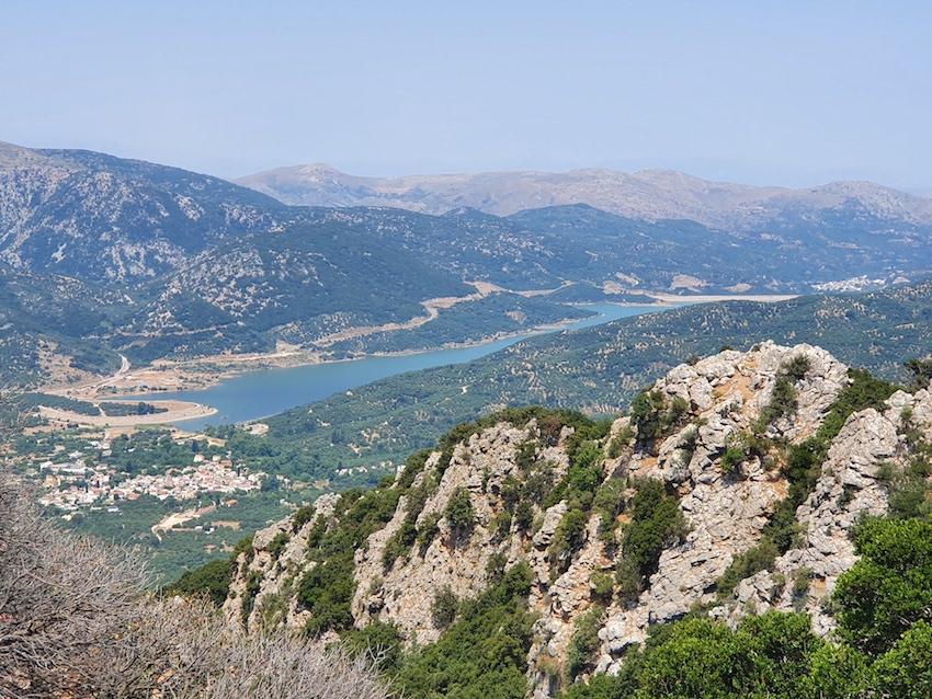 Atemberaubende Landschaft auf Kreta (Foto: SmartPhoneFan.de)