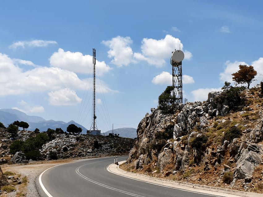 Drei Mobilfunknetze auf Kreta (Foto: SmartPhoneFan.de)