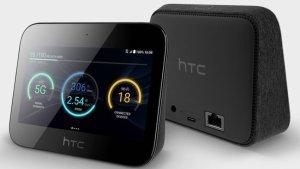 Wird der HTC 5G Hub mein erstes Endgerät für 5G? (Foto: Telekom, HTC)