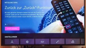 Update für Media Receiver 401 (Foto: SmartPhoneFan.de)