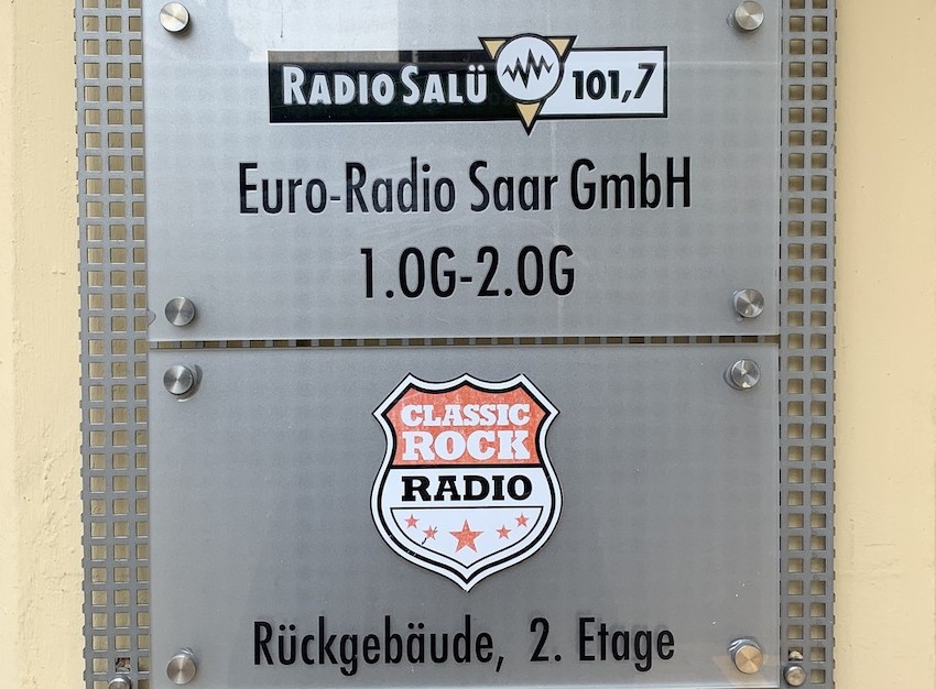 Radio Salü und Classic Rock Radio senden aus Saarbrücken (Foto: SmartPhoneFan.de)