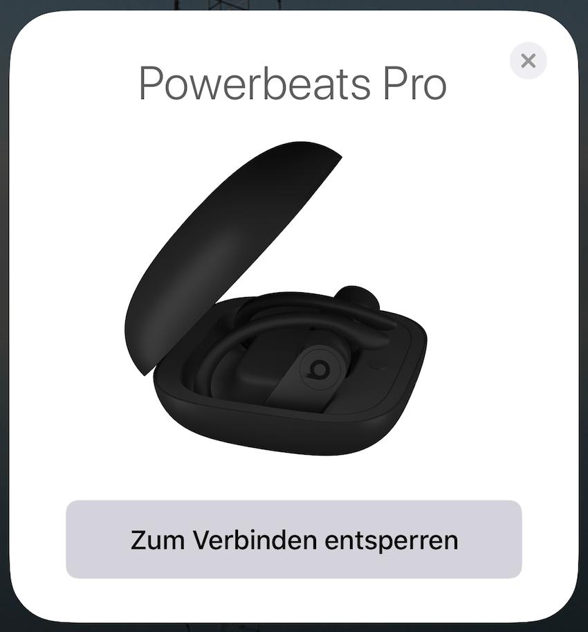Powerbeats Pro durchgefallen (Foto: SmartPhoneFan.de)
