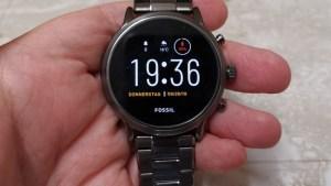 Neue Smartwatch von Fossil (Foto: SmartPhoneFan.de)