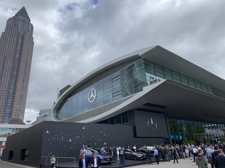 Besuch auf der IAA 2019 (Foto: SmartPhoneFan.de)