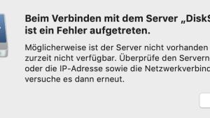 Diesen Fehler verursacht Micosoft Word unter macOS (Foto: SmartPhoneFan.de)
