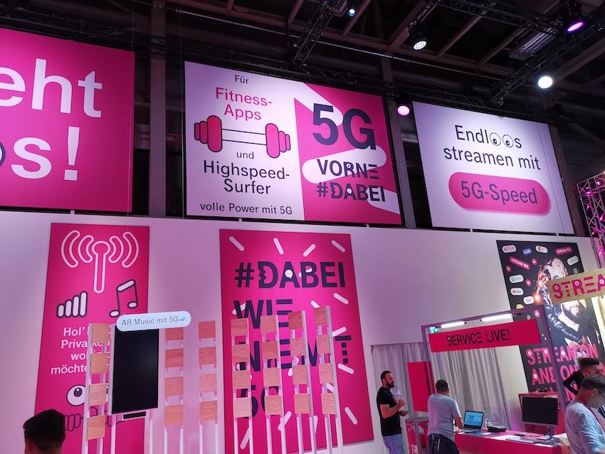 Derzeit echte Flatrate bei der Telekom (Foto: SmartPhoneFan.de)