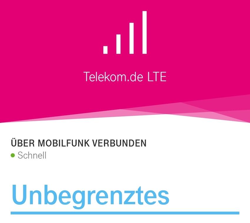 Vorübergehend Flatrate im Telekom-Netz (Foto: SmartPhoneFan.de)