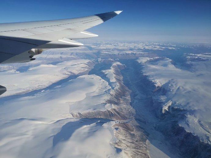 Das ewige Eis von Grönland (Foto: SmartPhoneFan.de)