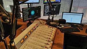 Aus diesem Studio kommen gleich fünf Radioprogramme (Foto: SmartPhoneFan.de)
