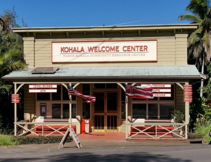 Kohala Welcome Center in Hawi (Foto: SmartPhoneFan.de)