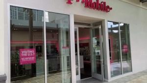 T-Mobile-Shop in Honolulu (Foto: SmartPhoneFan.de)