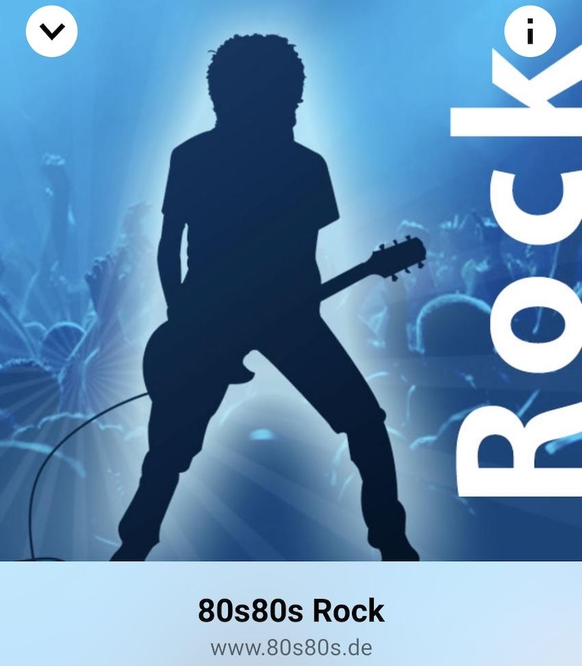 80s80s Rock gestartet (Foto: SmartPhoneFan.de)